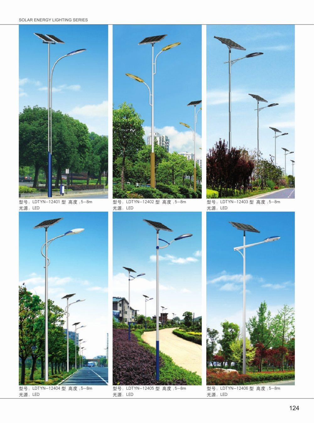 太阳能照明系列-029