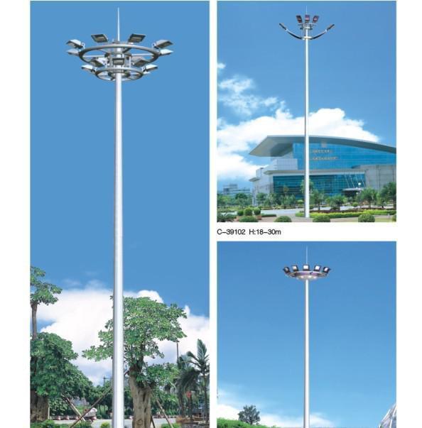 高杆照明系列-018