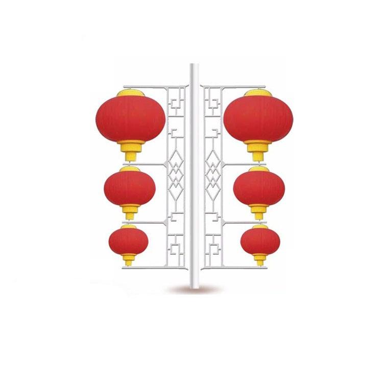 LED灯笼006-三连串灯笼